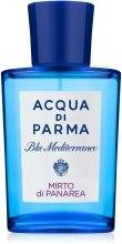 Духи, Парфюмерия, косметика Acqua di parma Blu Mediterraneo Mirto di Panarea - Туалетная вода (тестер с крышечкой)