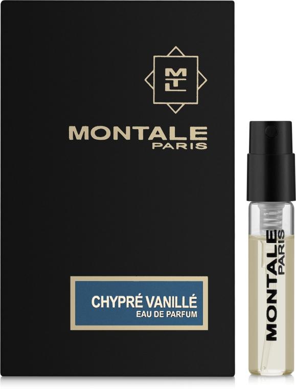 Montale Chypre Vanille - Парфюмированная вода (пробник)