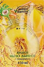 Духи, Парфюмерия, косметика Жидкое мыло дынное с глицерином - Energy of Vitamins
