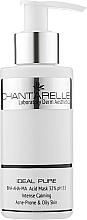 Духи, Парфюмерия, косметика Маска с салициловой, молочной и миндальной кислотами - Chantarelle Peel BHA-AHA-MA Acid Mask