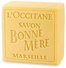 Духи, Парфюмерия, косметика Мыло туалетное - L'Occitane Bonne Mere Honey Soap