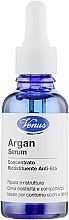 Антивозрастной восстанавливающий концентрат для лица с аргановой сывороткой - Venus Argan Serum — фото N2