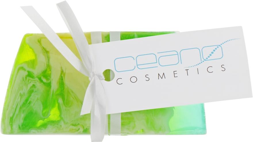 """Мыло брусковое """"Лесная фея Gucci Rush 2"""" - Ceano Cosmetics Soap"""