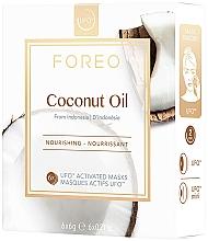 Духи, Парфюмерия, косметика Питательная маска для лица Coconut Oil для UFO/UFO mini - Foreo UFO Activated Mask Nourishing Coconut Oil