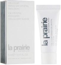 Духи, Парфюмерия, косметика Эмульсия для лица и шеи - La Prairie Cellular Swiss Ice Crystal Emulsion (мини)