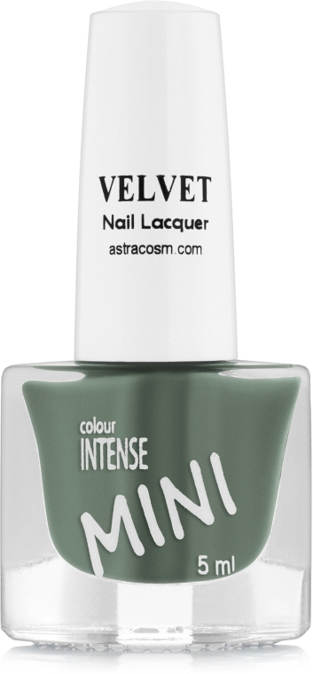 """Лак для ногтей """"Мини"""" - Colour Intense Velvet"""