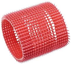 Духи, Парфюмерия, косметика Бигуди пластиковые мягкие 65 мм, розовые - Olivia Garden