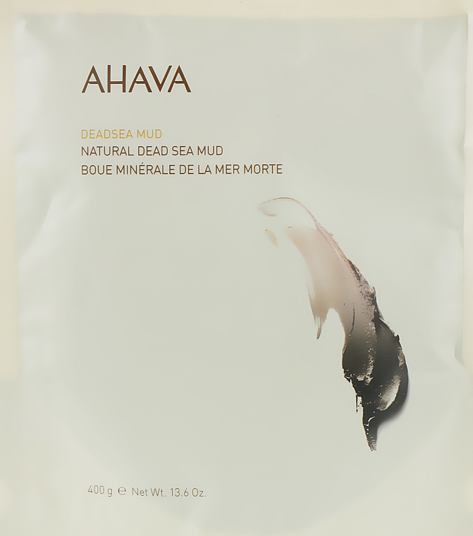 Грязь Мертвого Моря, натуральная - Ahava Deadsea Mud Natural