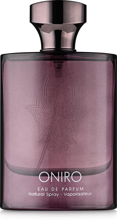 Fragrance World Oniro - Парфюмированная вода