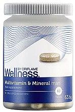 Духи, Парфюмерия, косметика Комплекс «Мультивитамины и минералы» для мужчин - Oriflame Wellness
