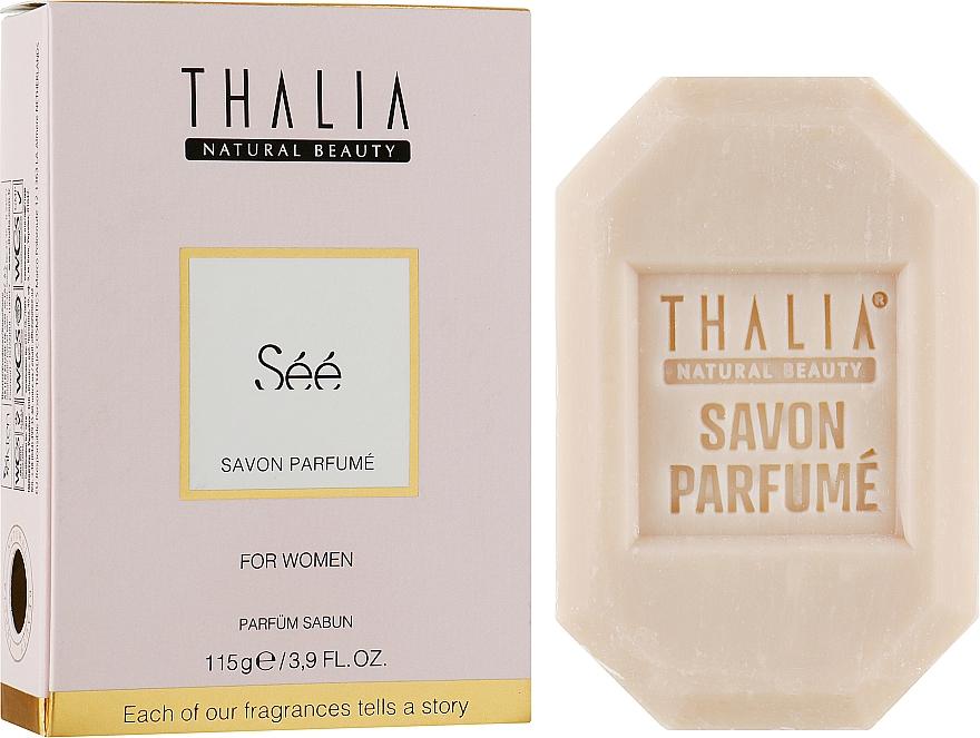 Парфюмированное мыло - Thalia See