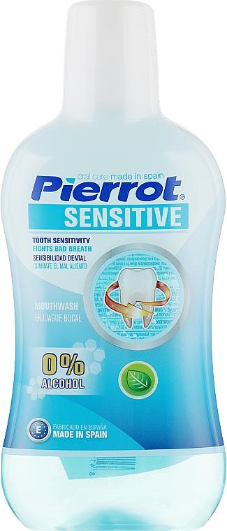 Ополаскиватель для чувствительных зубов - Pierrot Sensitive Mouthwash