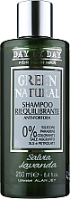Духи, Парфюмерия, косметика Шампунь ребалансирующий против перхоти - Alan Jey Green Natural Shampoo Riequilibrante