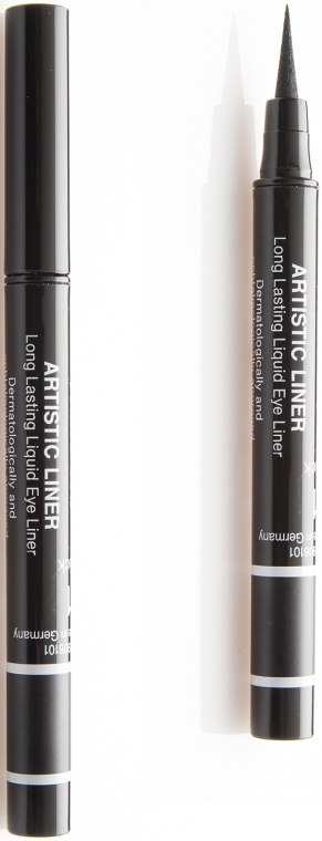 Подводка-фломастер для глаз - Radiant Authentic Perfect Artistic Eyeliner