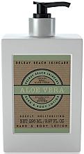 "Духи, Парфюмерия, косметика Лосьон для рук и тела ""Алоэ вера"" - The Somerset Toiletry Co. Delray Beach Hand and Body Lotion"