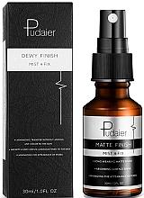 Духи, Парфюмерия, косметика Спрей для фиксации макияжа - Pudaier Makeup Setting Dewy Spray