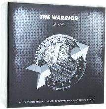 Духи, Парфюмерия, косметика Armaf Warriors - Набор (DEO/200ml + EDT/100ml)