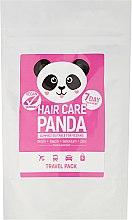 Духи, Парфюмерия, косметика Желе для здоровья волос - Noble Health Travel Hair Care Panda Pack HCP