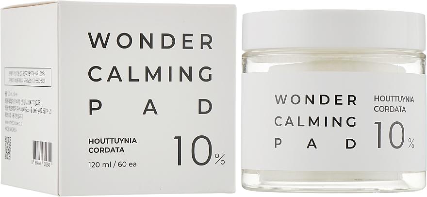 Очищающие диски для лица - Esthetic House Wonder Calming Pad