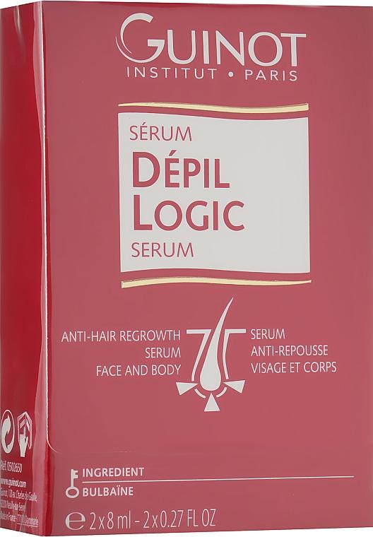 Сыворотка против роста волос - Guinot Depil Logic Serum