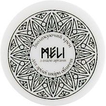 Духи, Парфюмерия, косметика Дневной крем для зрелой кожи с аргановым маслом - Meli NoMoreStress Face Cream