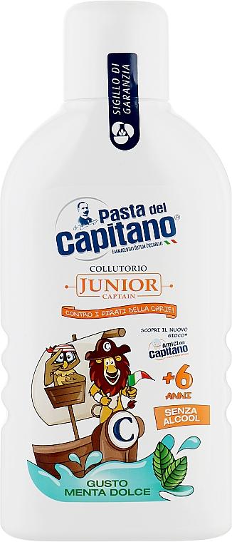 Ополаскиватель для полости рта «Детский» - Pasta Del Capitano Junior