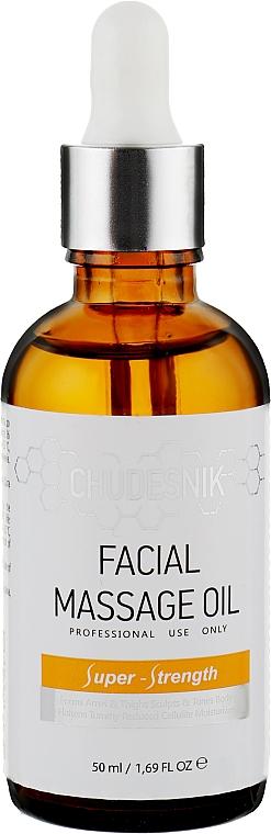 Масло для лица - Chudesnik Facial Massage Oil