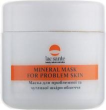 Духи, Парфюмерия, косметика Маска для проблемной и чувствительной кожи лица - Lac Sante Mineral Mask For Problem Skin