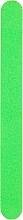 Духи, Парфюмерия, косметика Пилочка для ногтей, 3-5012, салатовая - DUP