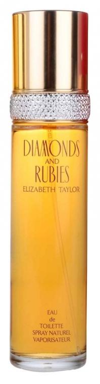 Elizabeth Taylor Diamonds&Rubies - Туалетная вода  — фото N2