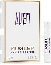 Духи, Парфюмерия, косметика Thierry Mugler Alien - Парфюмированная вода (пробник)