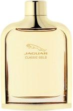Духи, Парфюмерия, косметика Jaguar Classic Gold - Туалетная вода (тестер с крышечкой)