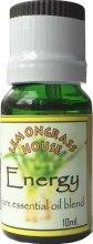 """Духи, Парфюмерия, косметика Смесь эфирных масел """"Энергия"""" - Lemongrass House Energy Pure Essential Oil"""
