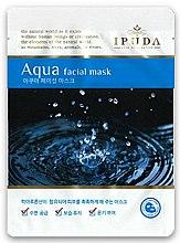 Духи, Парфюмерия, косметика Тканевая маска для лица - Eyenlip Ipuda Aqua Facial Mask