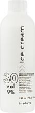 Окислительная эмульсия для волос 9% - Inebrya Hydrogen Peroxide — фото N1
