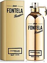 Духи, Парфюмерия, косметика Fontela Charming Lady - Парфюмированная вода