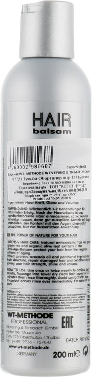 Бальзам-ополаскиватель для волос с омолаживающим эффектом - Placen Formula Anti-Age Hair Balsam — фото N2