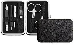 Духи, Парфюмерия, косметика Маникюрный набор для ногтей - DuKaS Premium Line PL 126CKR
