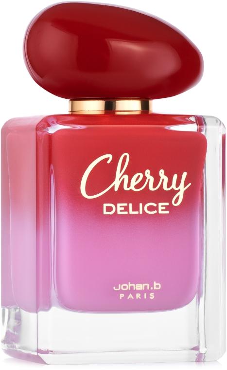 Johan.B Cherry Delice - Парфюмированная вода