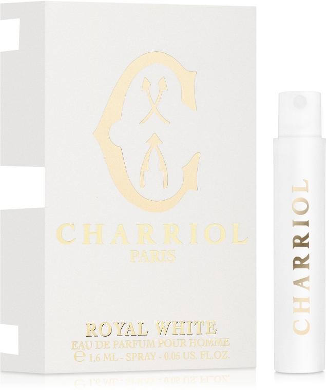 Charriol Royal White - Парфюмированная вода (пробник)