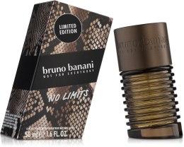 Духи, Парфюмерия, косметика Bruno Banani No Limits Man - Туалетная вода