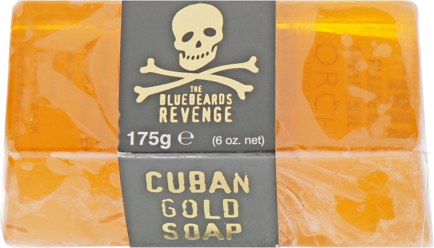 Мыло для тела - The Bluebeards Revenge Cuban Gold Soap