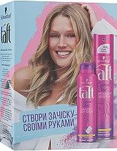 Духи, Парфюмерия, косметика Набор - Taft Casual Chic (h/spray/250ml + spray/150ml)