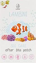 Духи, Парфюмерия, косметика Пластыри успокаивающие последствия от укусов насекомых - Lambre Lambini Sos Care After Bite Patch