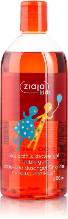 Гель для душа и ванны для детей Bubble Gum - Ziaja