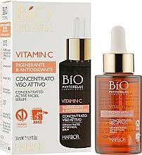 Духи, Парфюмерия, косметика Сыворотка с витамином С - Phytorelax Laboratories Bio Concentrated Active Facial Serum Vitamin C