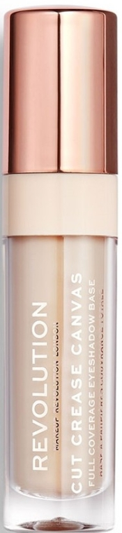 Праймер для теней - Makeup Revolution Cut Crease Canvas