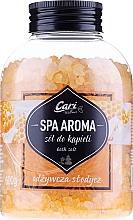 """Духи, Парфюмерия, косметика Соль для ванны """"Мед"""" - Cari Spa Aroma Salt For Bath"""