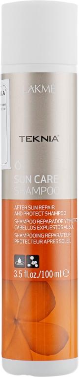 Солнцезащитный шампунь - Lakme Teknia Sun Care Shampoo