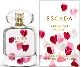 Духи, Парфюмерия, косметика Escada Celebrate N.O.W. - Парфюмированная вода (пробник)
